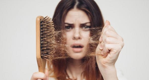 Haarwuchsmittel-Frauen